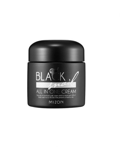 Mizon Black Snail All In One Cream -kasvovoide
