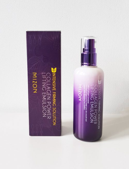 Mizon Collagen Power Lifting Emulsion pakkaus