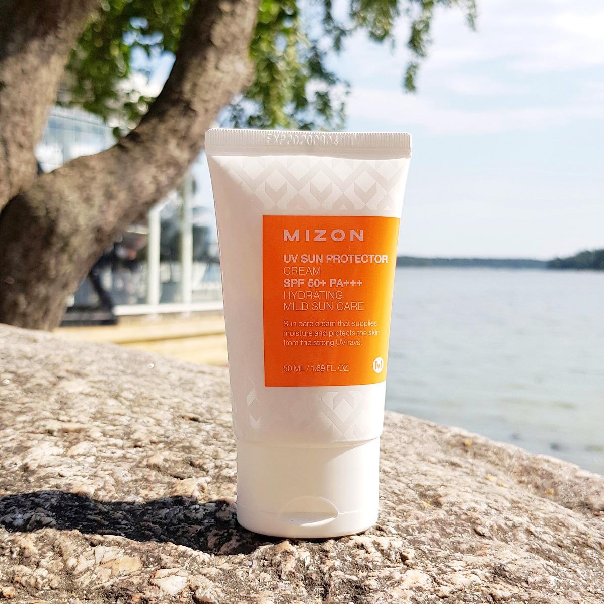 Mizon UV Sun Protector Cream -aurinkovoide