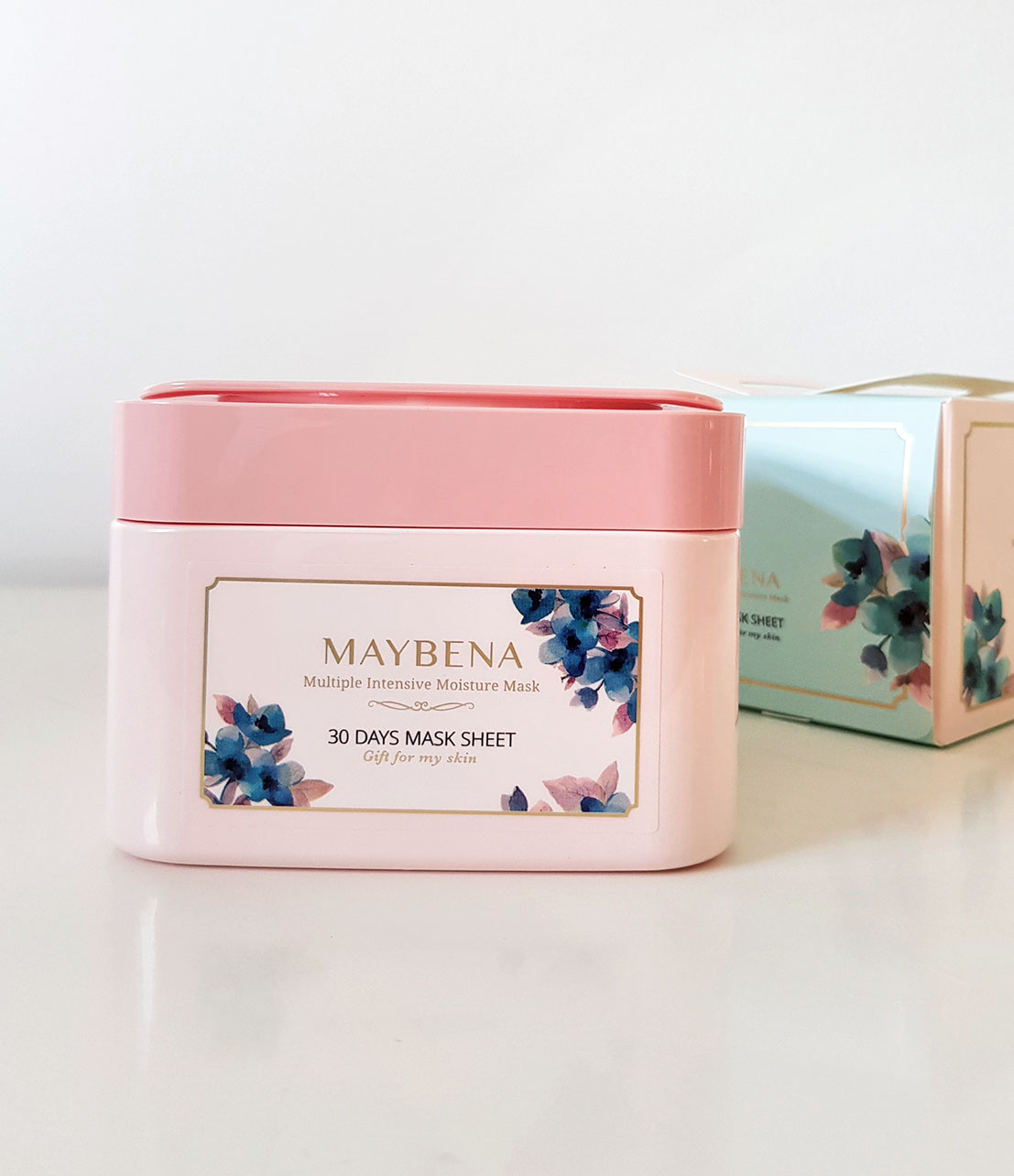 Maybena Multiple Intensive Mask Pack 30masks