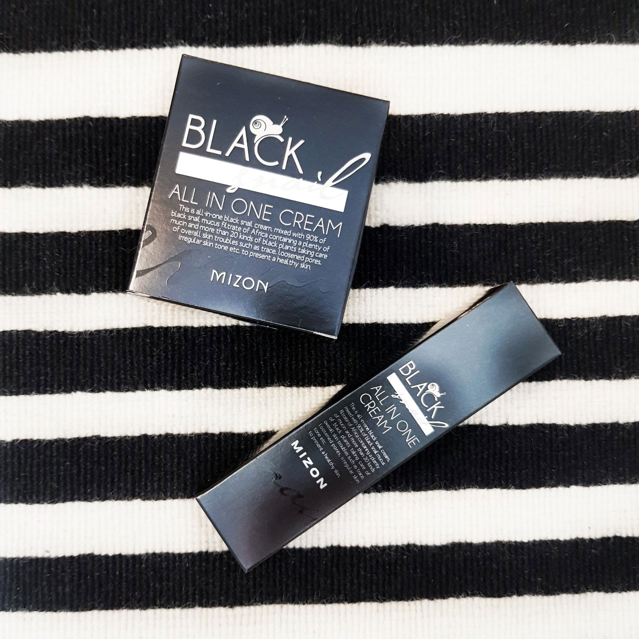 Black Snail All In One Cream 75ml ja 35ml