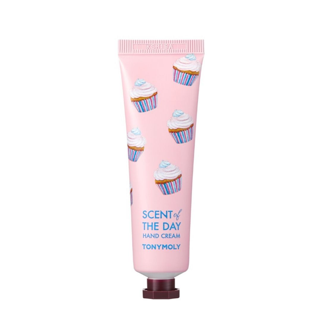 tonymoly scent of the day hand cream so sweet