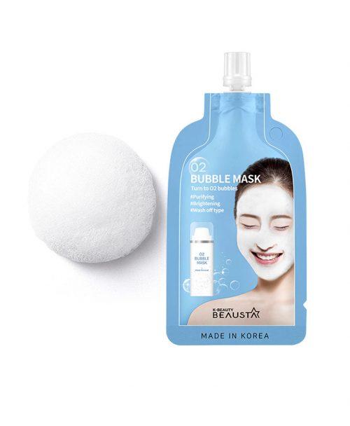O2 Bubble Mask poreileva naamio - Beausta