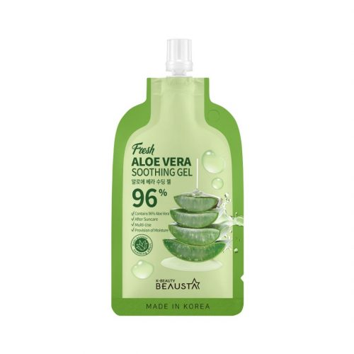 aloe vera soothing gel beausta