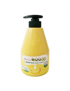 Bnana Milk Body Cleanser
