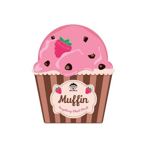 Dr. Mola Muffin Raspberry Sheet Mask