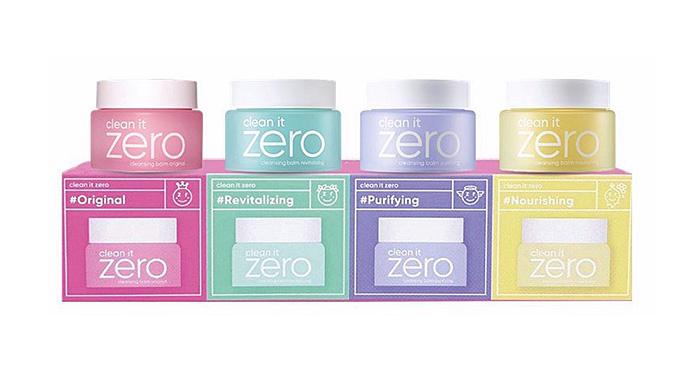 Banila Co Clean It Zero Cleansing Balm Set