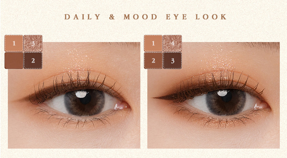 Colour Fit Eye Palette 02 From Cotton 3