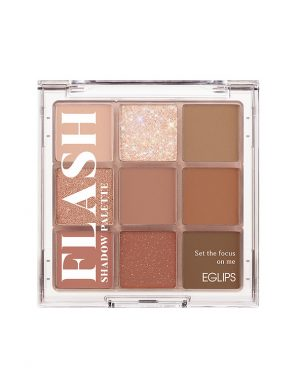 Eglips Flash Shadow Palette After Nude