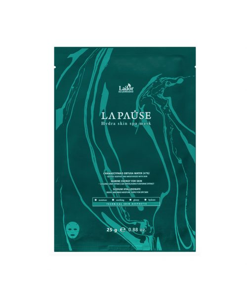 lador la pause hydra skin spa sheet mask