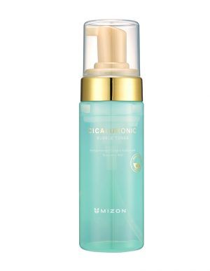 mizon cicaluronic bubble toner