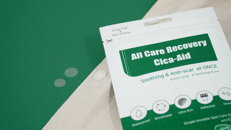 Purito All Care Recovery Cica Aid Pad