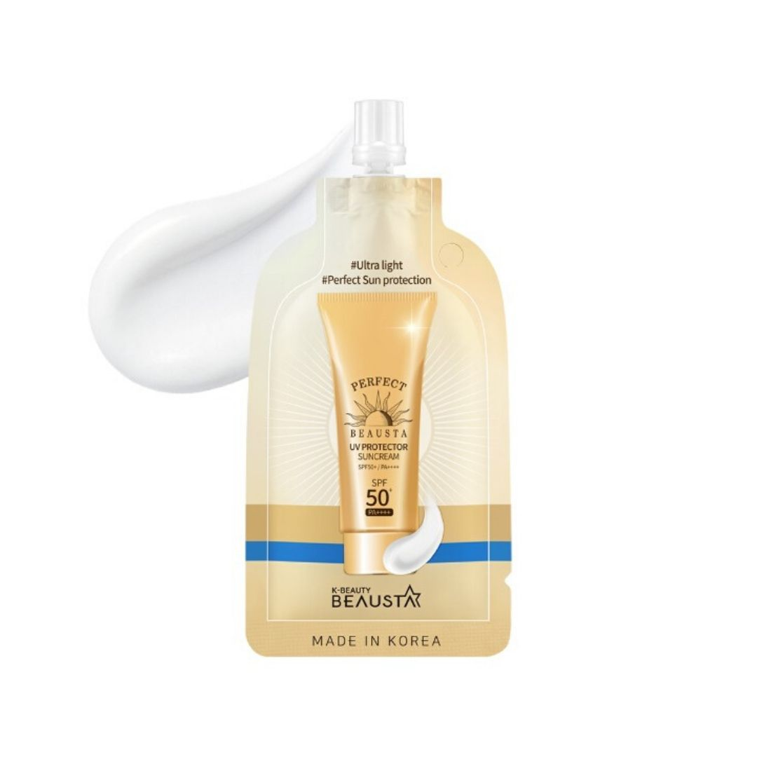 beausta uv protector sun cream