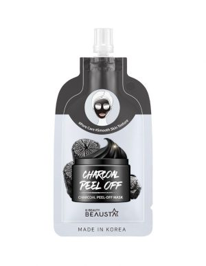 beausta charcoal peel off mask