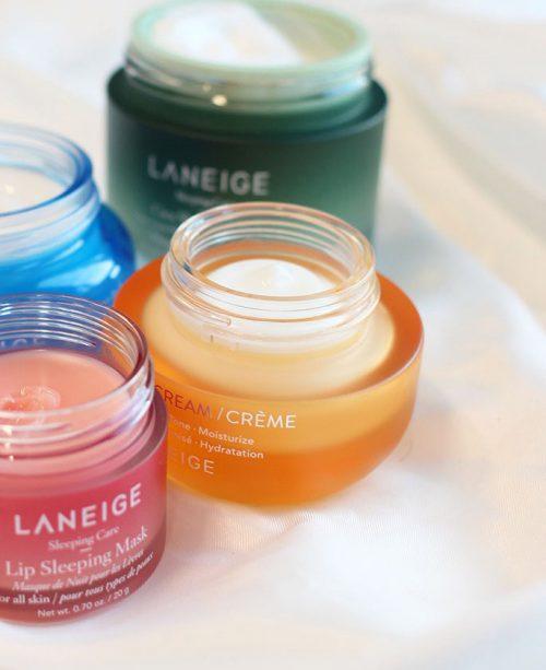 Laneige Radian-C Cream face cream