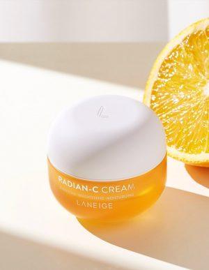 Laneige kr Radian C Cream