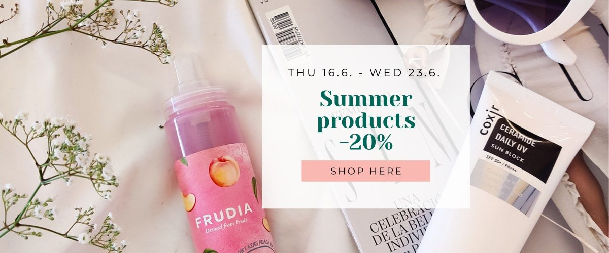 Summer Products Sale blog