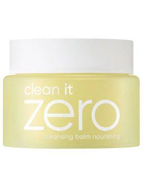 Bamila Co Clean It Zero Cleansing Balm Nourishing