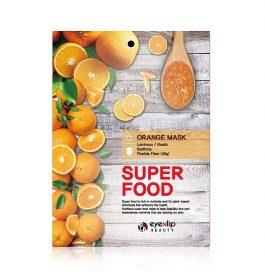 Eyenlip Superfood Sheet Mask Orange