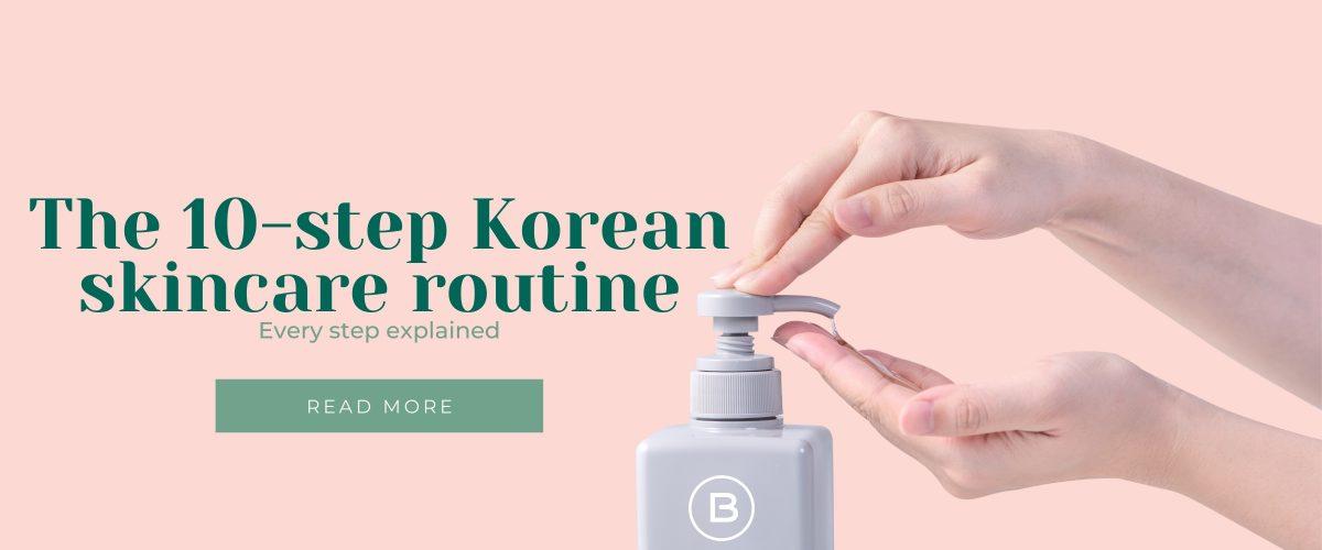 korean 10 step routine