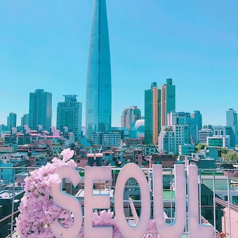 Seoul instagram seoul.southkorea