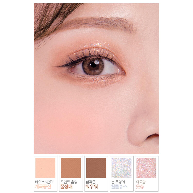 02 K-Pop Star makeup look