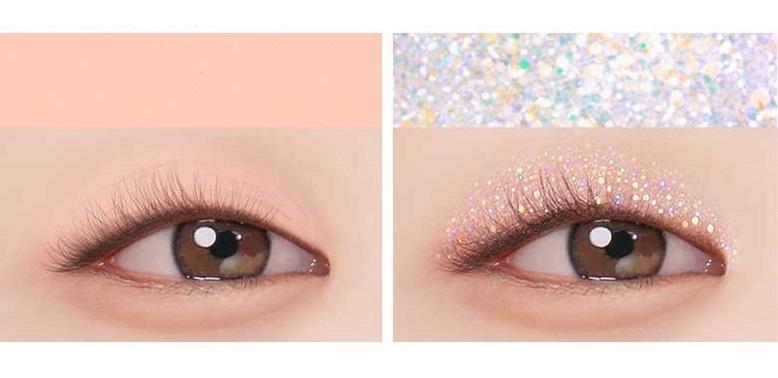 BBIA Finald Shadow Palette 02 K-Pop Star shades 1