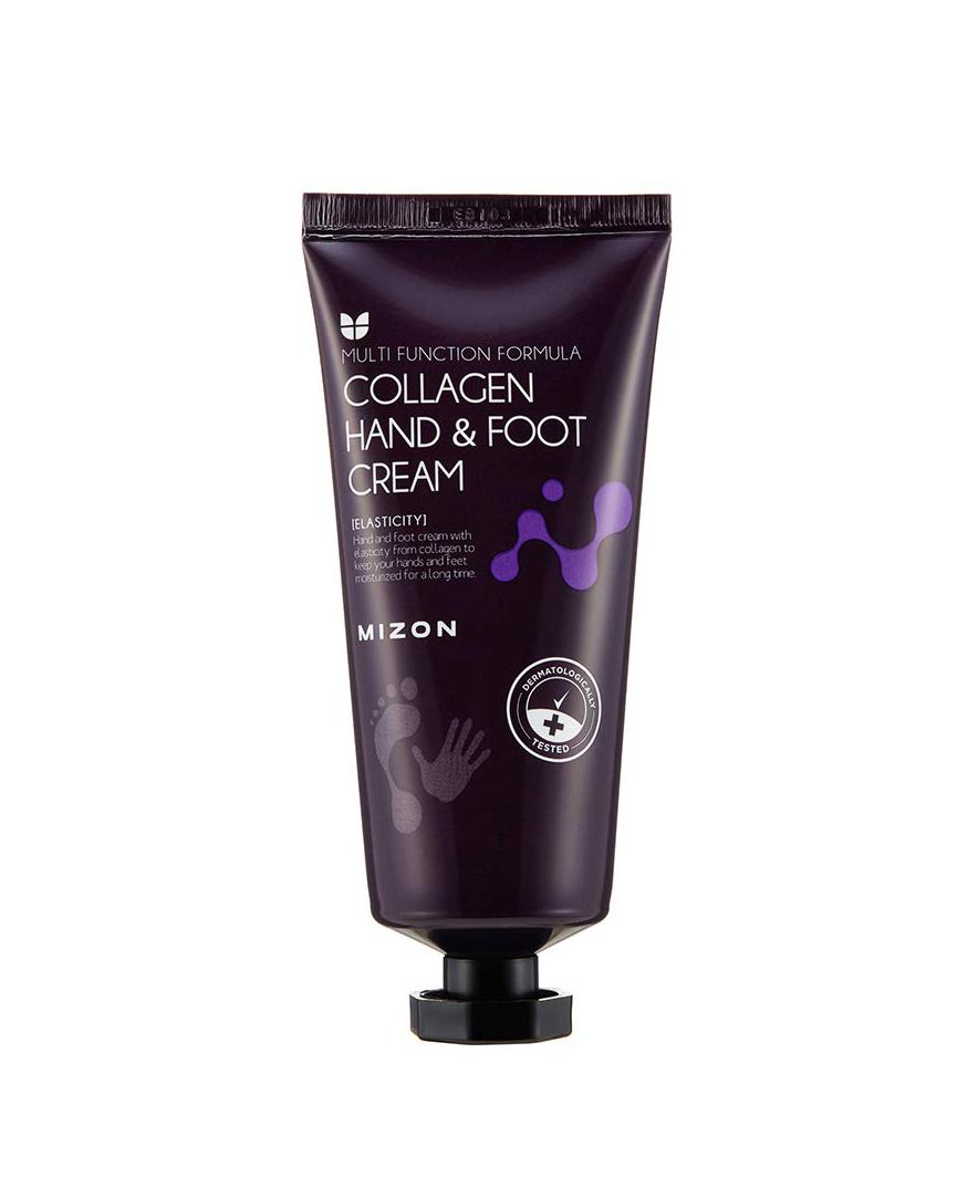 mizon collagen hand and foot cream